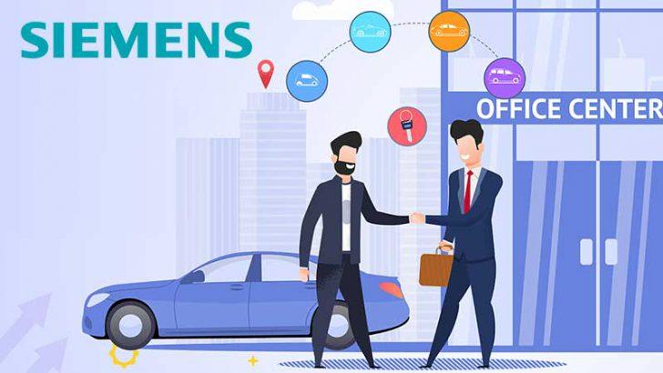 ドイツ大手製造会社「Siemens」ブロックチェーンでカーシェアリングの問題解決へ
