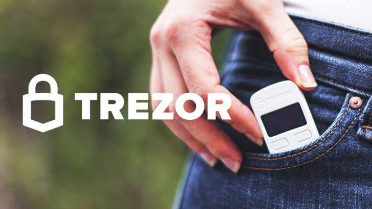 【完全版】TREZOR(トレザー)とは?基本情報から「購入方法・使い方」まで詳しく解説