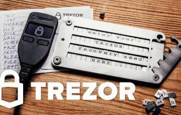 Trezor(トレザー)の使い方「初期設定〜バックアップの作成方法まで」画像付きで解説