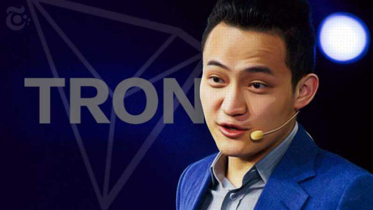 Tron CEO「過激なマーケティング」について謝罪|技術開発に注力する意思を表明