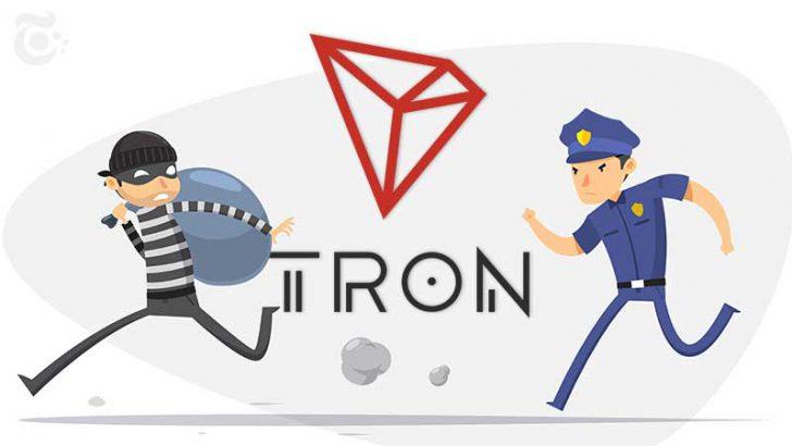 【重要】Tron詐欺の「フェイクニュース」に要注意|TRX持ち逃げ事件の真相は?
