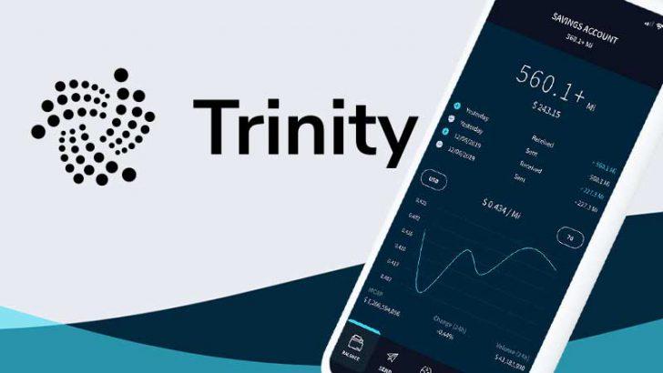 IOTA(MIOTA)公式ウォレット「Trinity(トリニティ)」公開【日本語対応】