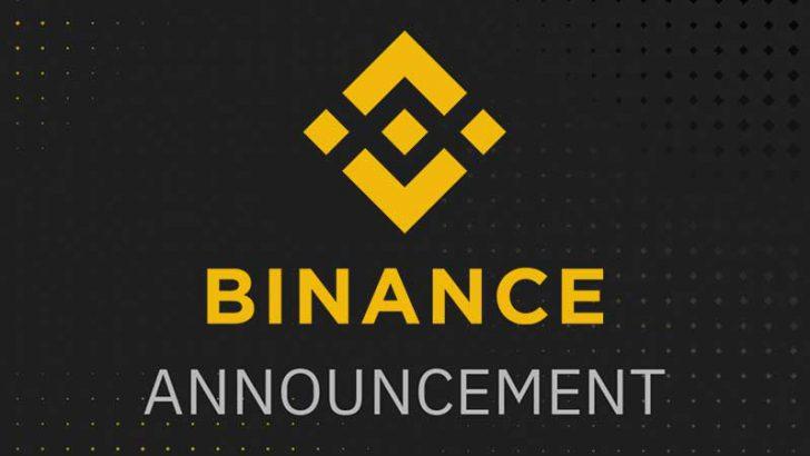 BINANCE:本人確認画像「漏洩」に関する声明文を公開|情報提供者にはBTC報酬