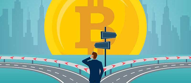 Bitcoin-crossroads