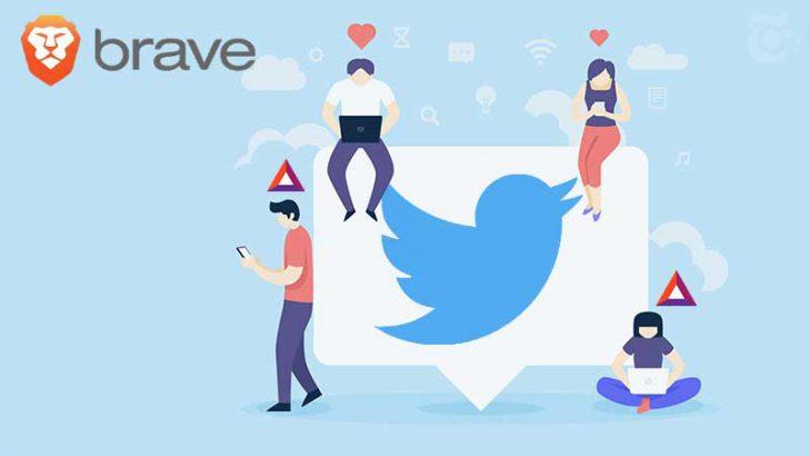 仮想通貨で「チップが送れる」Twitter向け新機能を一般公開:Braveブラウザ