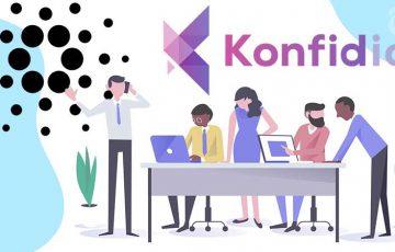 カルダノ財団:ドイツのベンチャースタジオ「Konfidio」と提携|実社会での技術活用を促進