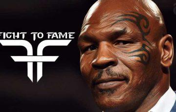 アクション映画スター育成にブロックチェーン活用「Fight to Fame」設立:Mike Tyson