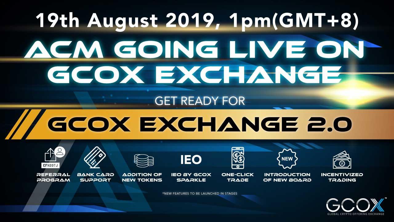GCOX-EXCHANGE-2.0