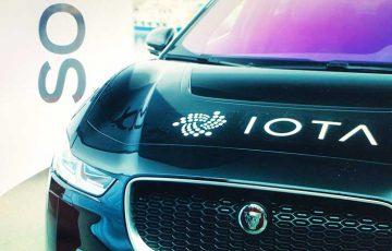 IOTA×Jaguar Land Rover:EV車搭載予定の「スマートウォレット」を一部地域で公開