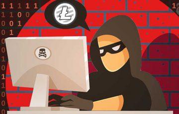 ライトコイン保有者狙いの「大規模ダスティング攻撃」が発覚|詐欺・ゆすりに要注意