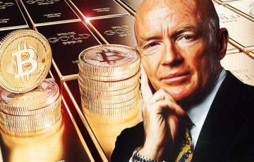 仮想通貨の価格上昇で「金の需要」が増加する|新興国投資のベテラン Mark Mobius