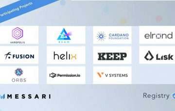 暗号市場分析会社Messari:データベースに「Cardano・Orbs」などのプロジェクトを追加