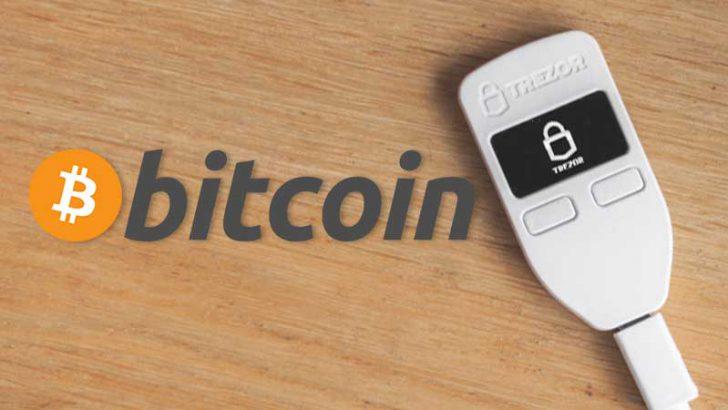 TREZOR(トレザー)ビットコイン系仮想通貨の「入出金方法」を画像付きで解説