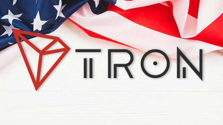TRON:米国取引所へのTRX上場を「最優先事項」として着手