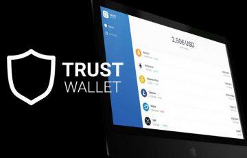 BINANCE公式、仮想通貨ウォレット「Trust Wallet」のMac OS版リリース