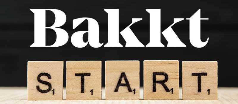 Bakkt-Start