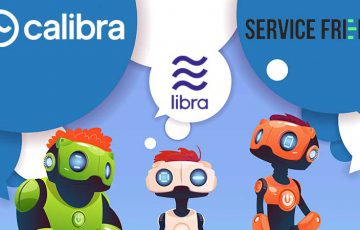 Calibraウォレットに「AIチャットボット」搭載か|Facebook、Servicefriendを買収