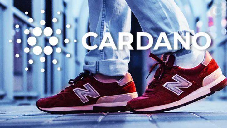 New Balance×Cardano:ブロックチェーン用いた「サプライチェーン管理」で提携