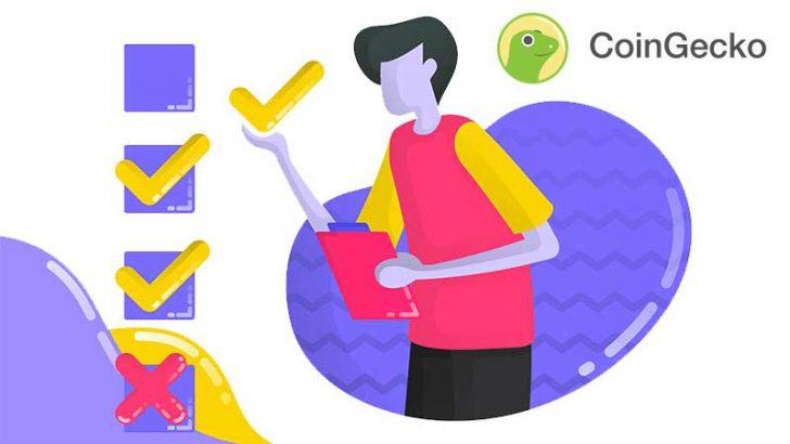 CoinGecko:仮想通貨取引所の評価システム「信頼スコア 2.0」を導入|透明性向上へ