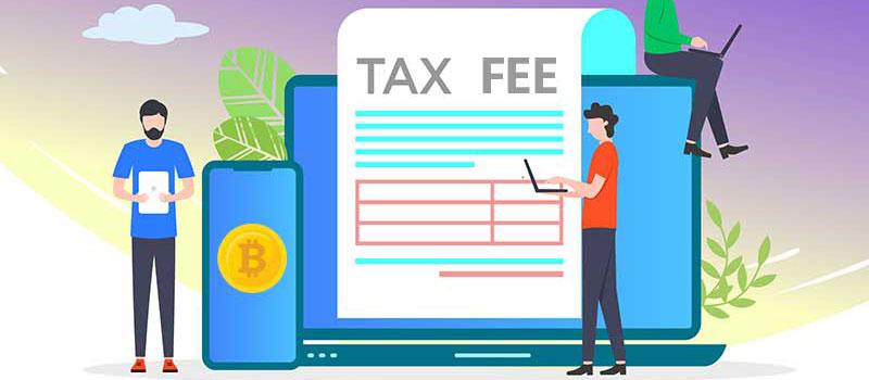 Crypto-Exchange-TAX-Fee