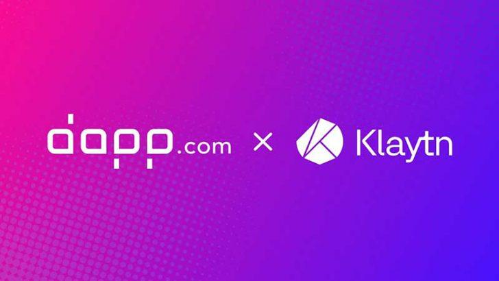 分析サイト「DApp.com」カカオのブロックチェーンKlaytnと提携|掲載アプリ拡大へ