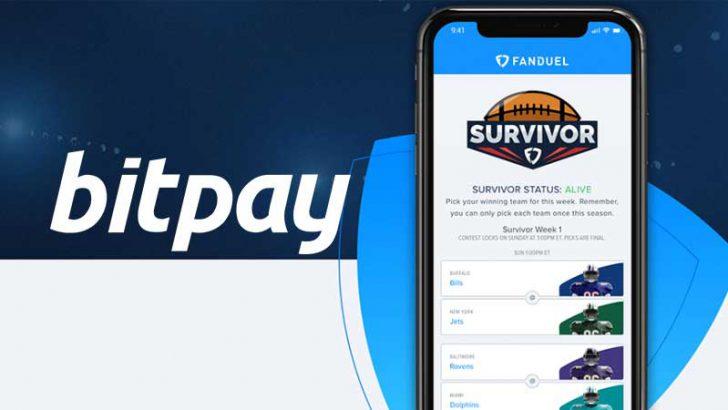 ファンタジースポーツ「Fanduel」でビットコイン決済が可能に|BitPayと提携