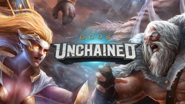 ブロックチェーンゲーム「Gods Unchained」開発企業、1,500万ドルの資金調達