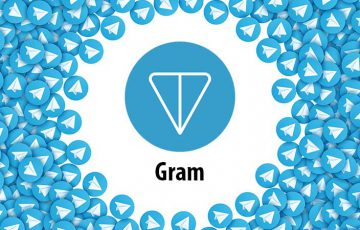 仮想通貨Gram専用ウォレットが「iOS端末」でテスト可能に