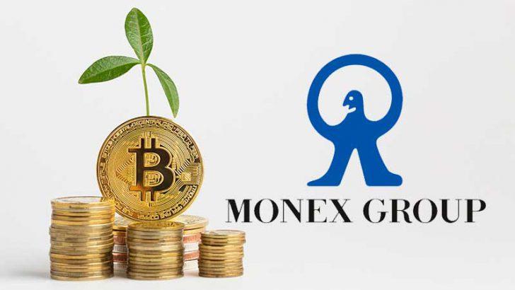 株主優待で「ビットコイン贈呈」へ:マネックスグループ