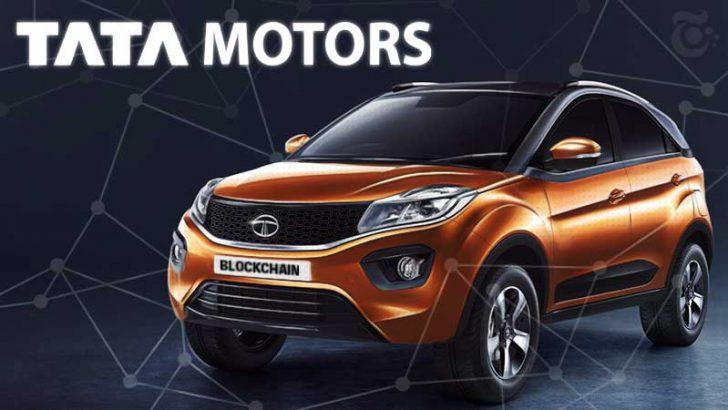 インド最大の自動車メーカー「Tata Motors」ブロックチェーン活用に向け新興企業と協力