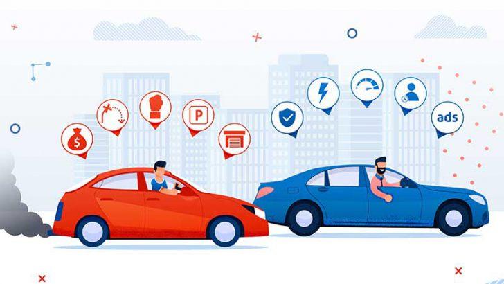 Ford:ブロックチェーンやジオフェンシングで「空気が綺麗な都市」目指す