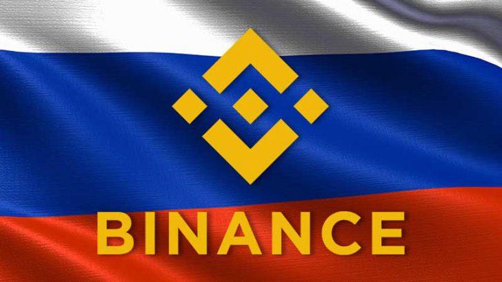 BINANCE:ロシアの法定通貨「ルーブル(RUB)」サポートへ