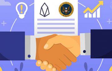 EOS開発企業「Block.one」罰金2,400万ドル支払いで米SECと和解