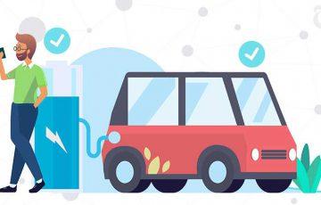 「運転中の自動決済」をブロックチェーンで効率化|HONDAなど大手5社が実証実験