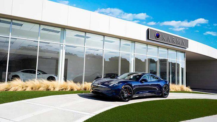 高級電気自動車メーカー「Karma Automotive」ビットコイン決済受け入れ