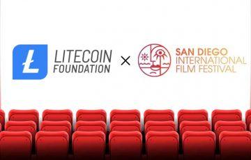 サンディエゴ国際映画祭と「ライトコイン財団」が提携|仮想通貨LTCで賞金を授与