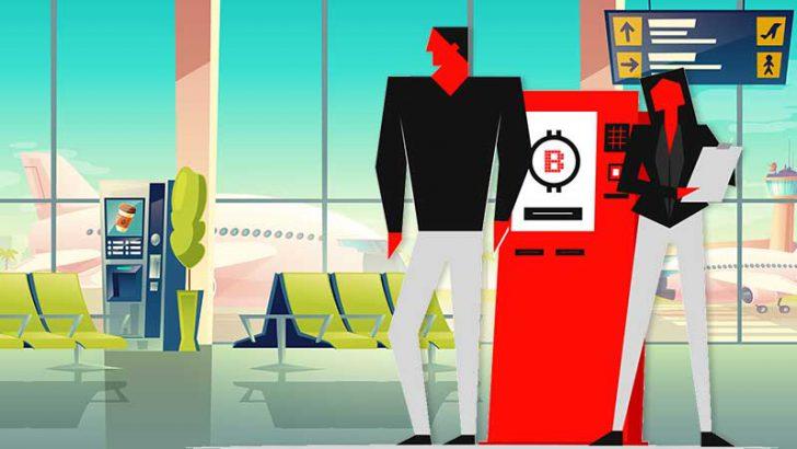 マイアミ国際空港が「ビットコインATM」初導入|旅行者の利用増加に期待
