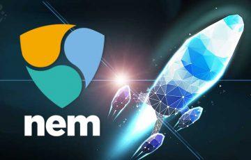 Zaif:NEMアップデートに伴い「カタパルトトークン」付与へ|XEM価格は13%急騰