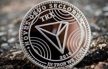 トロン(TRX)時価総額ランキング「11位」まで回復|Tron版McAfeeDEX公開の可能性も
