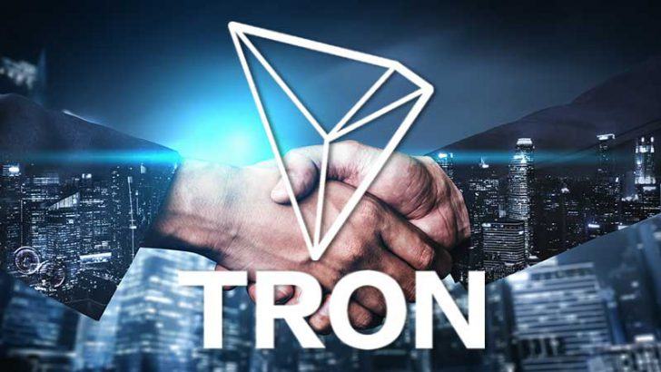 SAMSUNGとの噂も?TRON「1,000億ドル規模の大企業」と来週提携か