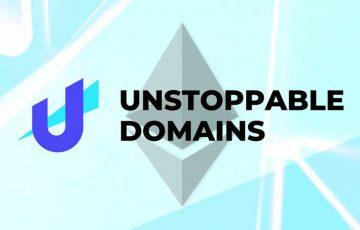 Ethereum上のブロックチェーンドメイン「.crypto」登録受付開始:Unstoppable Domains