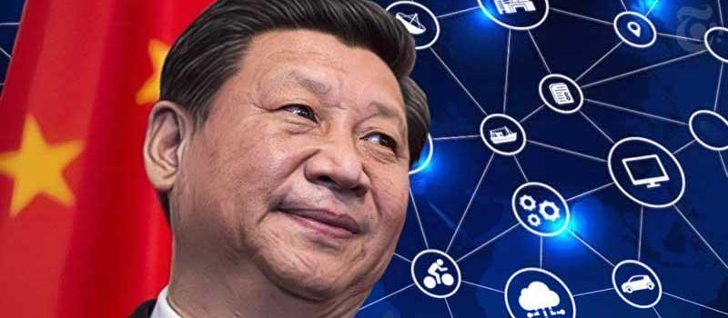 Xi-Jinping-Blockchain