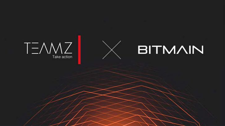 ビットコインマイニングマシン「日本市場」で本格展開|BITMAINがTEAMZと提携