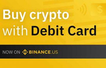 デビットカードによる仮想通貨購入が可能に:Binance US