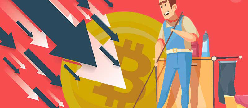 Bitcoin-cleaning