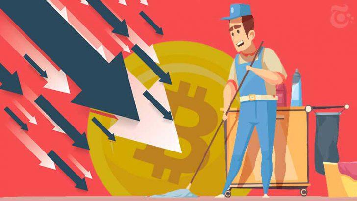 下落・低迷が続くビットコイン市場「強気派一掃」の可能性も?