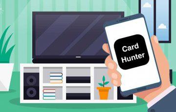ブロックチェーンでテレビ視聴者にコンテンツ配布|スマホアプリ「Card Hunter」登場