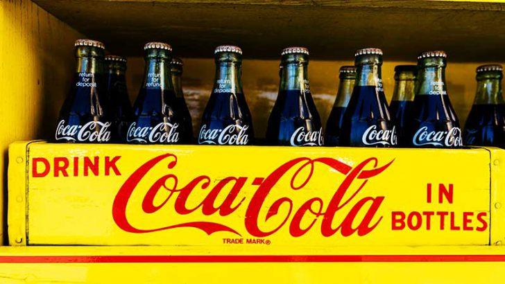 コカ・コーラ:製品の「サプライチェーン管理」にブロックチェーン技術活用