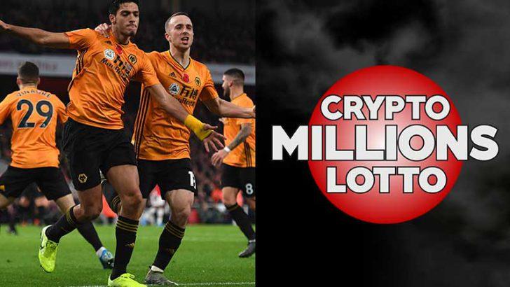 ビットコイン宝くじの「Crypto Millions Lotto」プレミアリーグのサッカークラブと提携