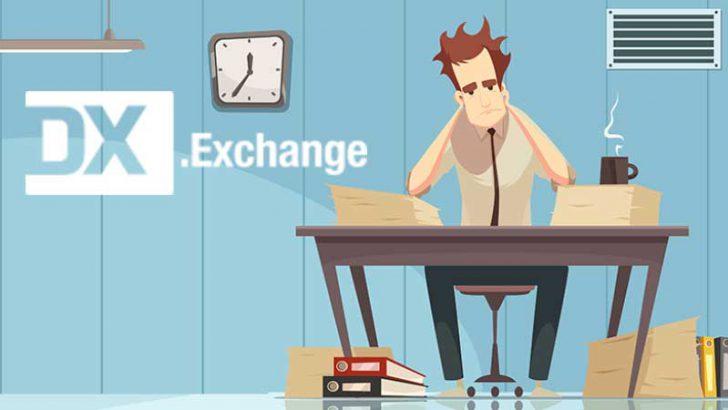 DX.Exchange運営会社「破産手続き」進行中か?スタッフの給与未払いとの報告も